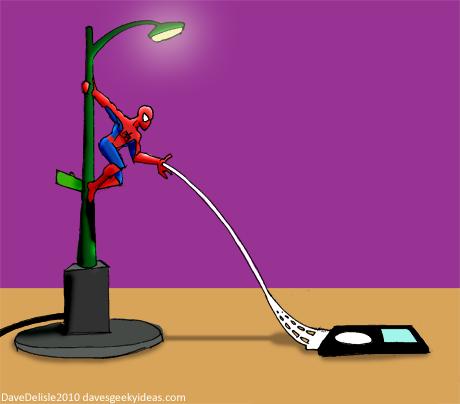 USB Superhero Gadgets