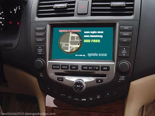 GTA GPS Device