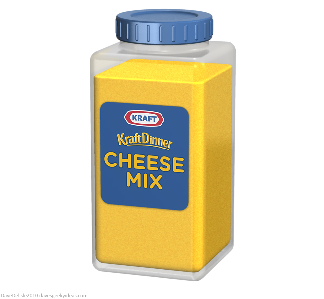 kraft-dinner-cheese-mix-container-2010-dave-delisle-davesgeekyideas