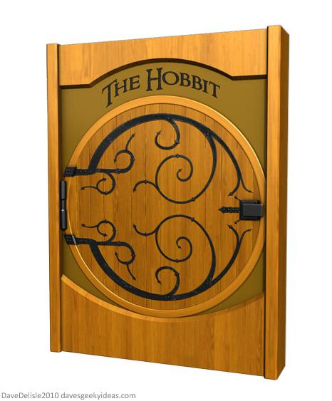 The Hobbit Blu-Ray Case Design 2010 Dave Delisle