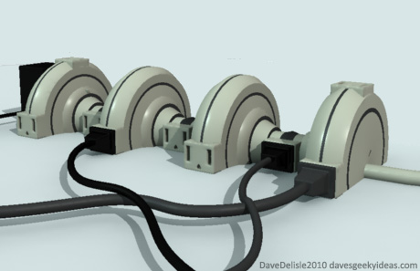 Hoth Generator Power Adapter