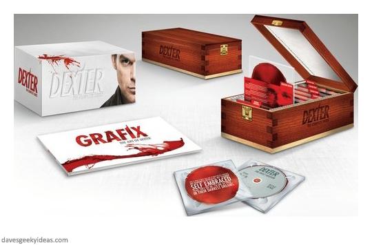 Dexter Blu-Ray Case