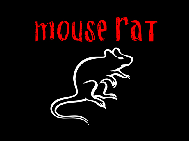 mouse rat logo