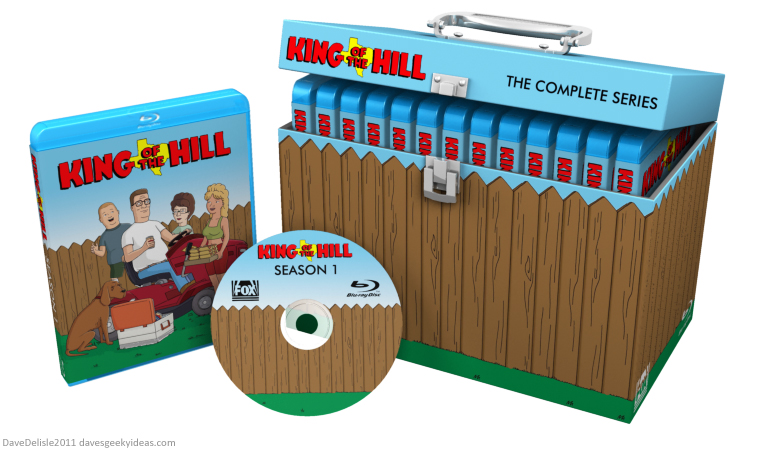 King of the Hill complete series