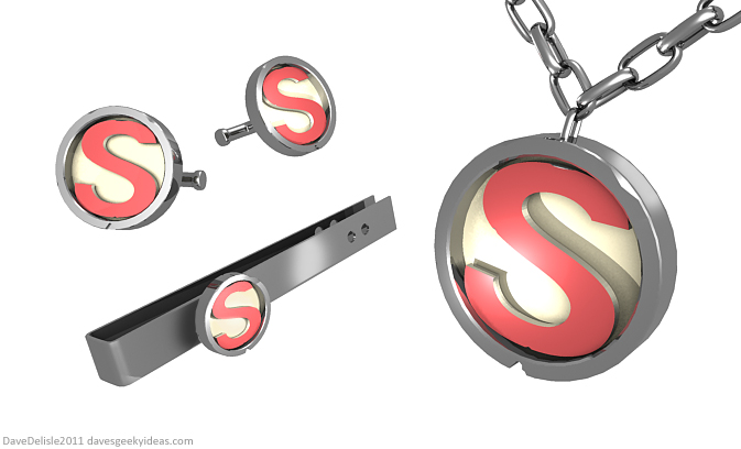 Iron Giant Superman S Jewelry Bling Geeky