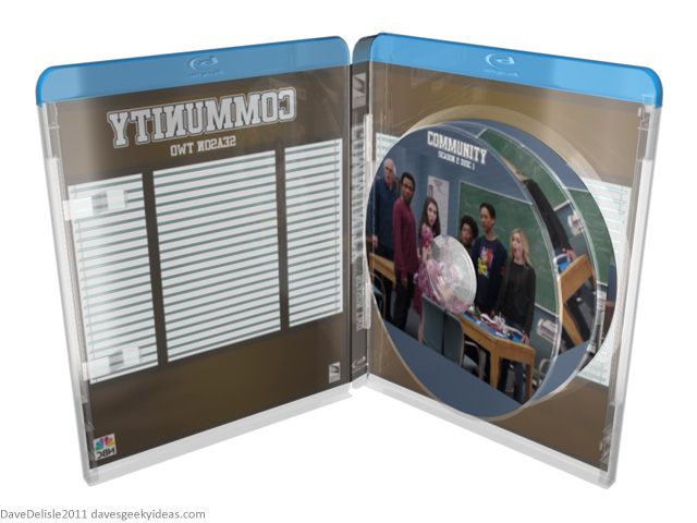 Community Blu-Ray NBC