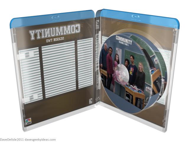 Community Blu-Ray NBC