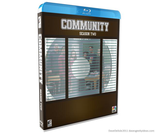 Community Blu-Ray