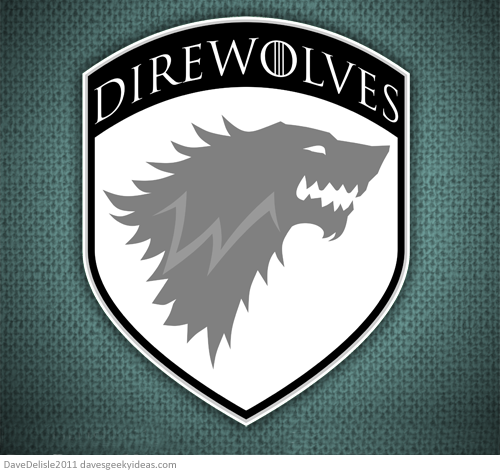 Game Of Thrones Hockey Jersey The Starks Dave S Geeky Ideas