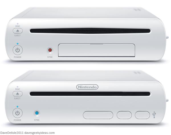 Wii U Makeover 2011 Dave Delisle