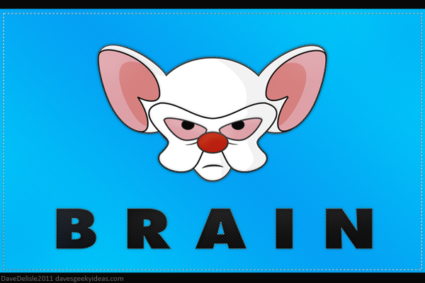 Pinky and The Brain Wallpaper