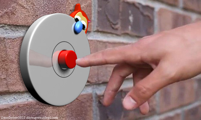 Ren and Stimpy Doorbell