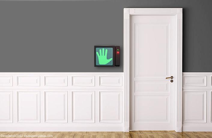 Hand Scanner Gadget Dave S Geeky Ideas