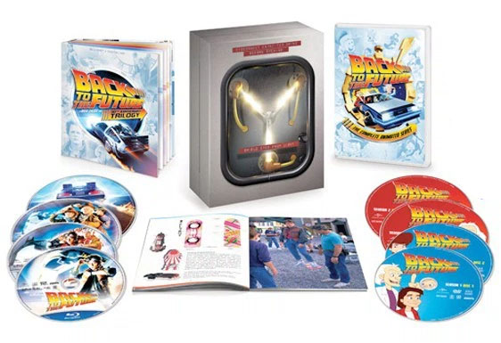 Flux Capacitor Blu-Ray Case by davesgeekyideas