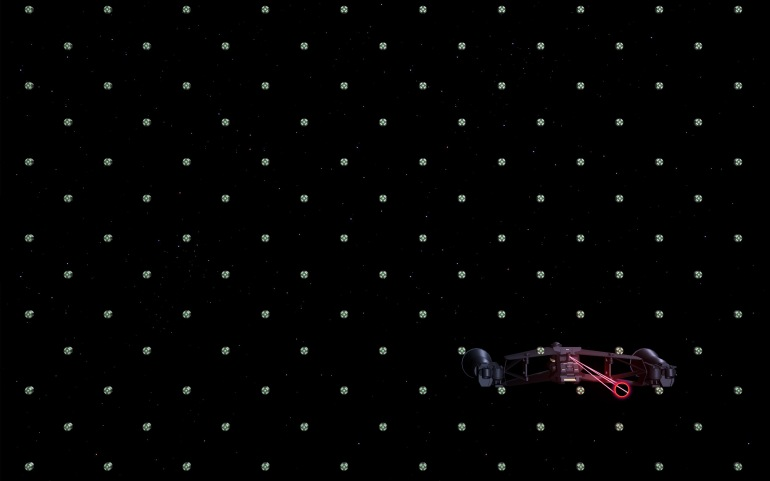 Last Starfighter Frontier Wallpaper