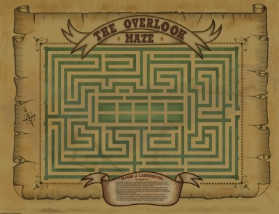 Overlook-Hotel-Maze-Map