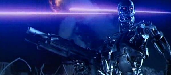Terminator DLC Robot Deathmatch Call Of Duty 2012 Dave Delisle davesgeekyideas.com