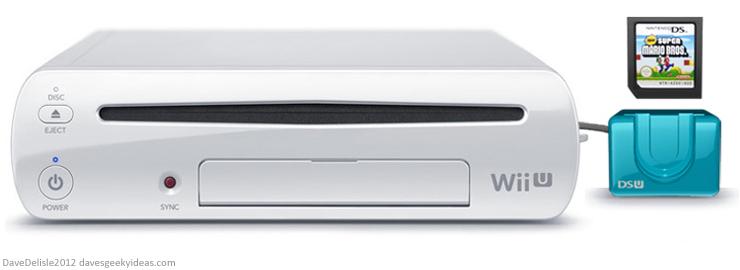 Wii U Super Game Boy Nintendo davesgeekyideas Dave's Geeky Ideas