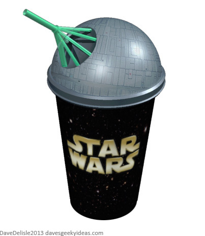 Death Star Slurpee Cup Star Wars