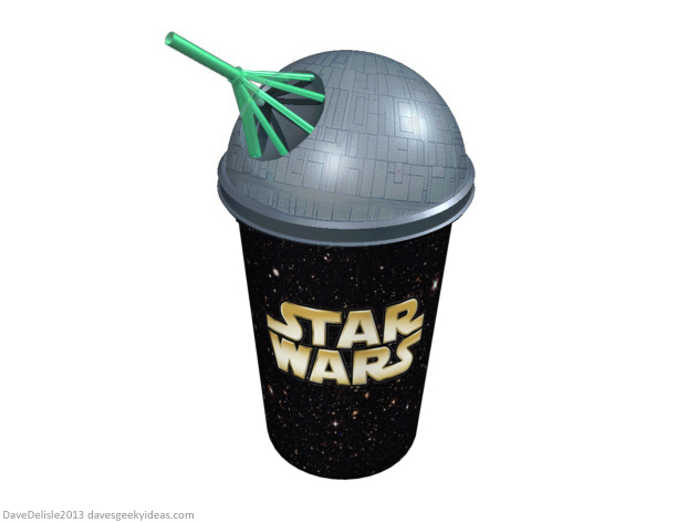 Star Wars cup by Dave Delisle