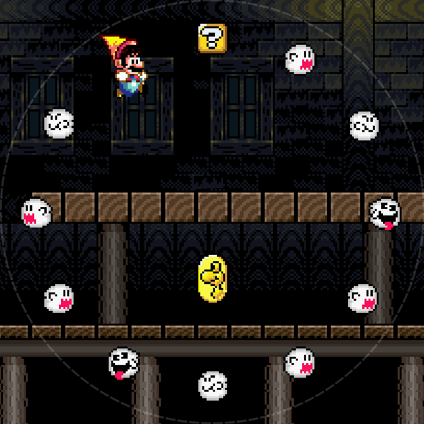Mario Watch ArtsCow