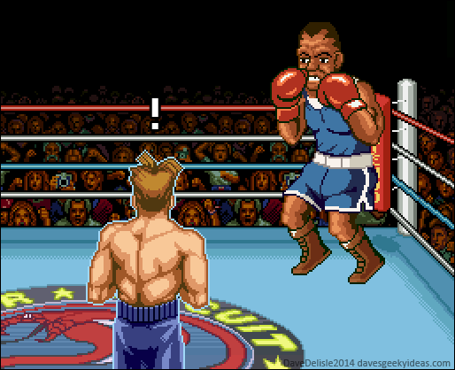 Balrog Street Fighter in Punch-Out!!