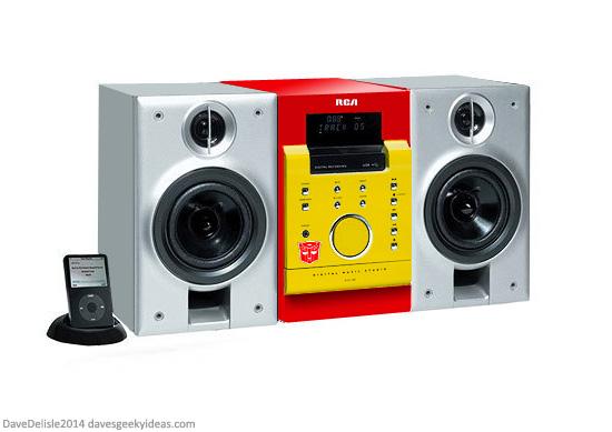 RCA RS2120i Hi-Fi System