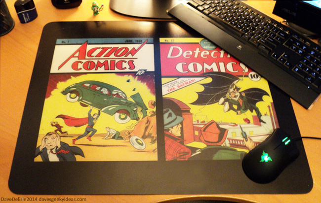 Custom Deskpad Cover Office Trends