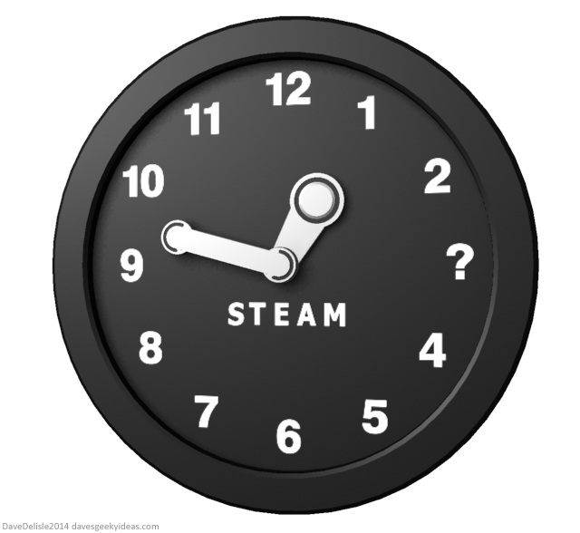 Steam Clock Valve Software