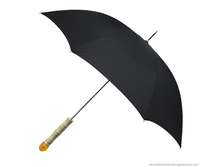 Jurassic Park umbrella design by Dave Delisle