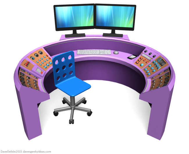 Homer-Simpson-Desk-Office-by-davesgeekyideas-Daves-Geeky-Ideas-2015