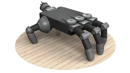 Iron Giant Coffee Table Dave S Geeky Ideas