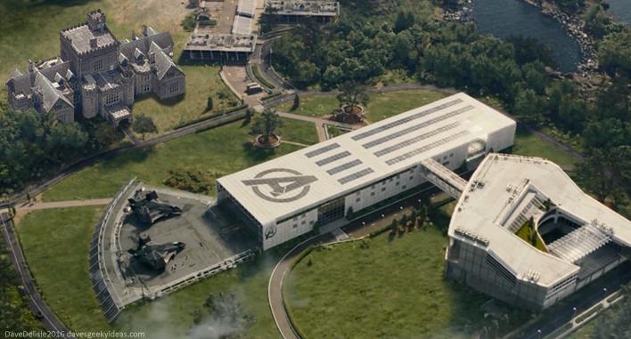 Super Campus by Dave Delisle