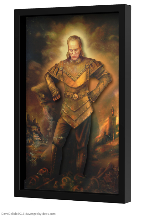 Vigo The Carpathian Shadow Box Frame by Dave Delisle