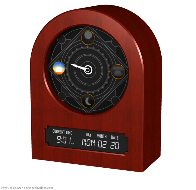 Witcher-3-meditation-clock-desk-clock-2017-Dave-Delisle-davesgeekyideas-design