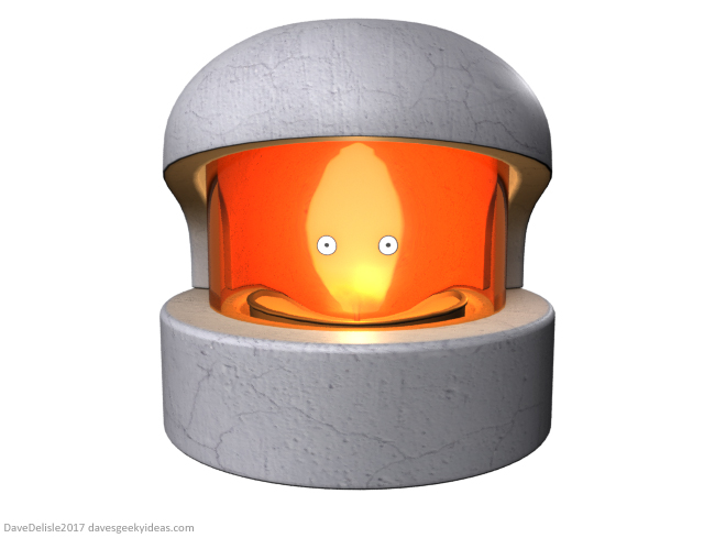 Calcifer-Candle-Holder-Howls-Moving-Castle-Fireplace-design-2017-Dave-Delisle-davesgeekyideas