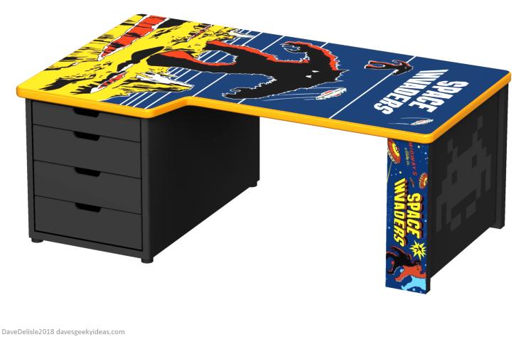 arcade-cabinet-desk-space-invaders-2018-dave-delisle-davesgeekyideas1-1