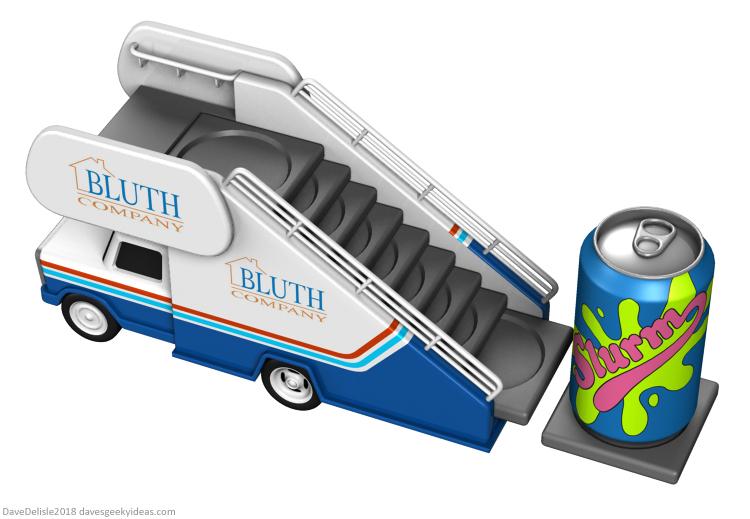 Arrested Development Drink Coaster Set design by Dave Delisle davesgeekyideas