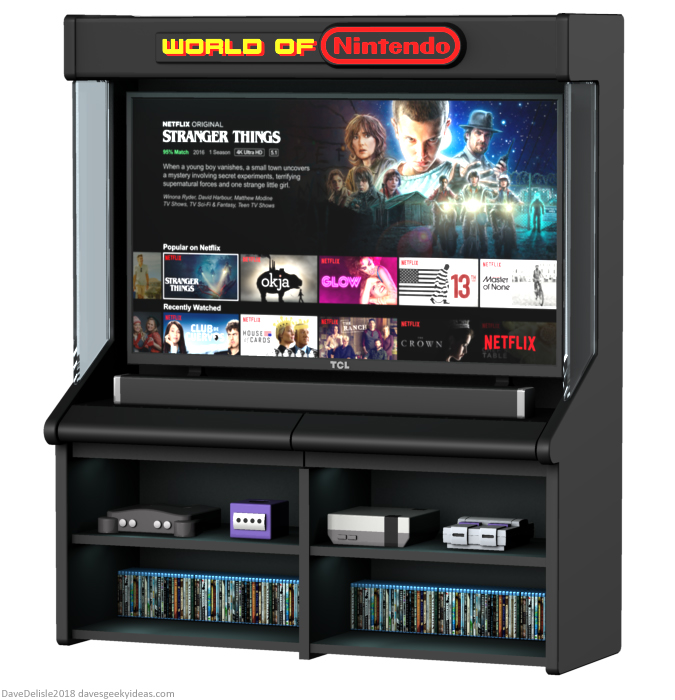 NES-Entertainment-Center-Unit-2018-dave-delisle-davesgeekyideas