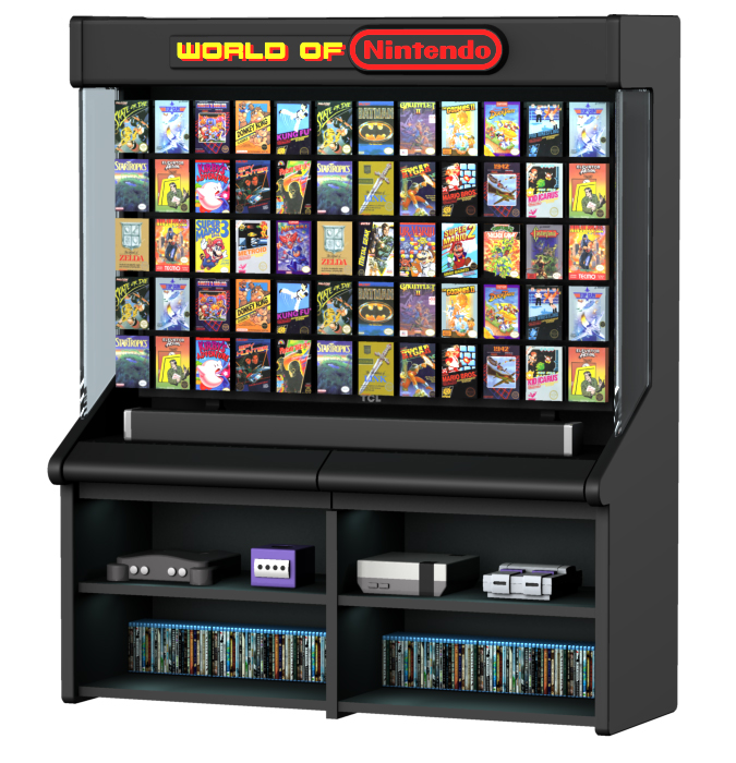 NES-Entertainment-Center-Unit-TV-TCL-2018-dave-delisle-davesgeekyideas