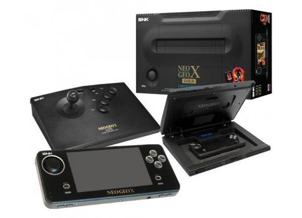 Neo Geo Gold