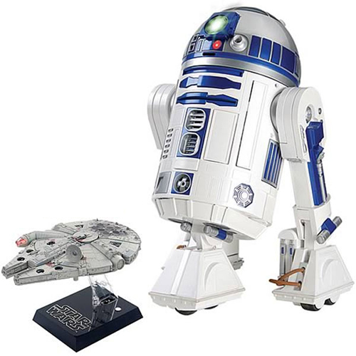 R2D2 DVD Player