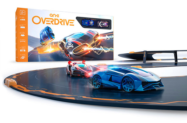 Anki Overdrive meets LEGO