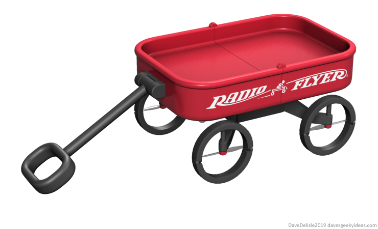 Radio Flyer drone toy RC transforming 2019 dave delisle davesgeekyideas daves geeky ideas