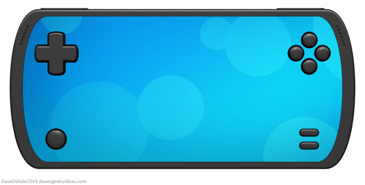 fullscreen gaming handheld design 2019 dave delisle davesgeekyideas