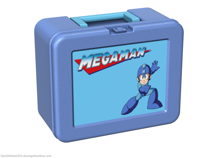 retro lunchbox mega man video game console legends flashback atgames 2020 dave delisle davesgeekyideas