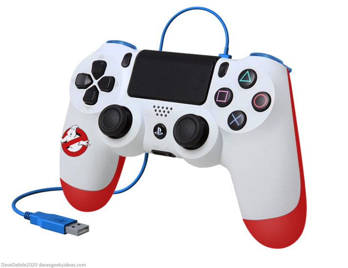 ghostbusters-ecto-1-ps4-dualshock-4-controller-design-2020-dave-delisle-davesgeekyideas